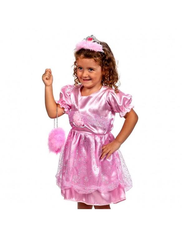 Disfraz Princesa con Accesorios(3-4) 6956706800045