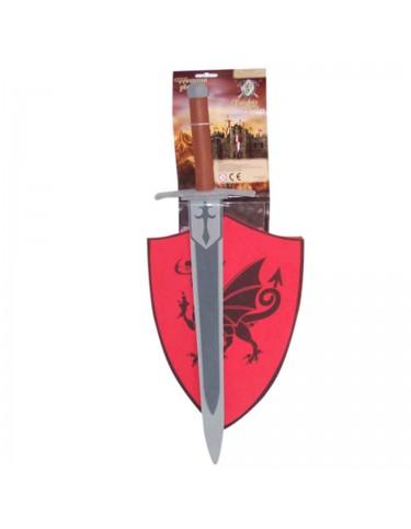 Espada y Escudo Foam 4893884012599