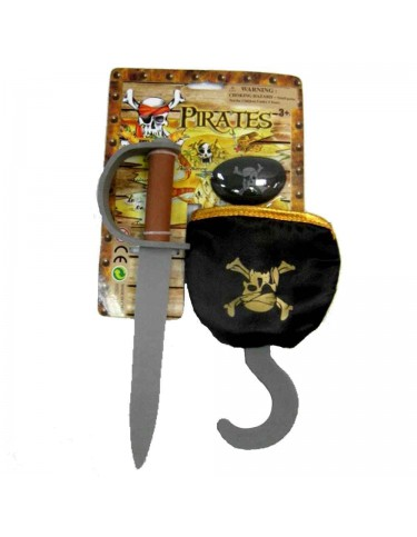 Pirata set Armas 4893884012759