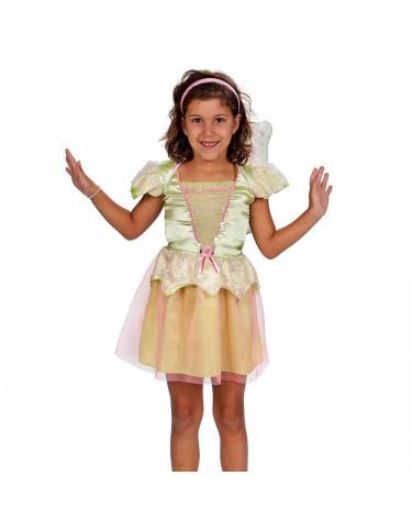Disfraz Campanilla con Alas (4-6) 4893884753874