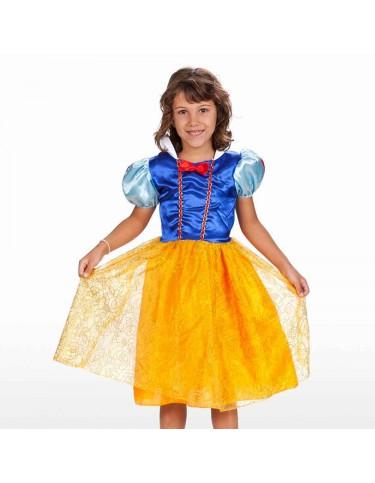 Disfraz Blancanieves (4-6) 4893884753621