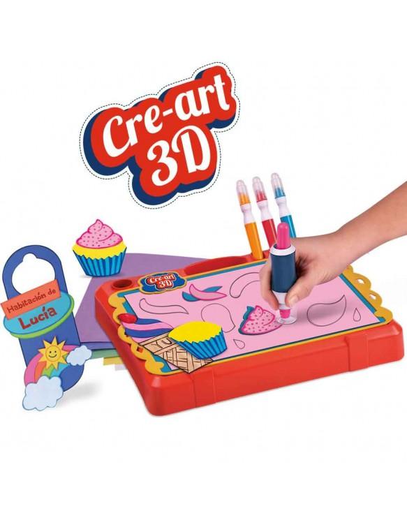 Crea Art 3D Bizak 8432752017999