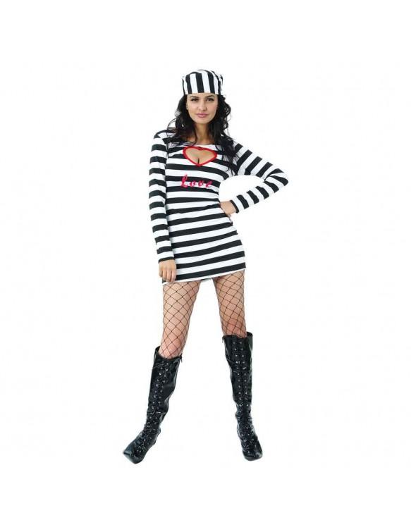 Disfraz Prisionera Adulto T-42 4719488911758