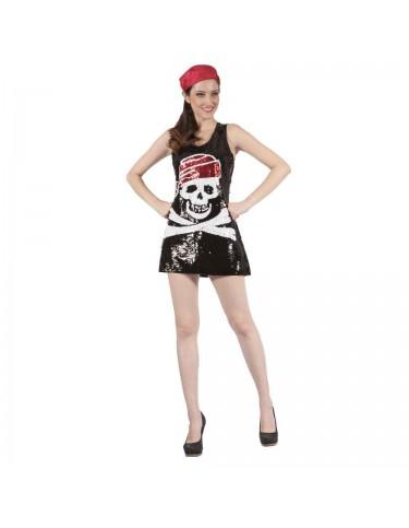 Disfraz Vestido Pirata Adulto T-42 4719484993772