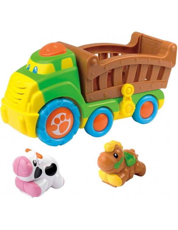 Camión Granja Animalitos 672552425572