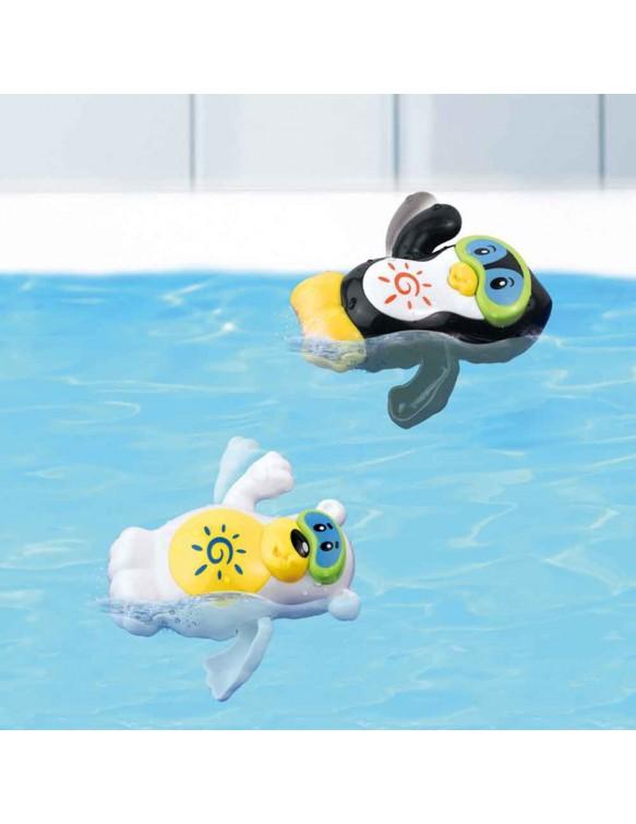 Animales Nadadores 672552432273