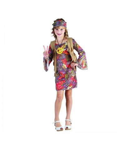 Disfraz Hippie Niña 4719484876709