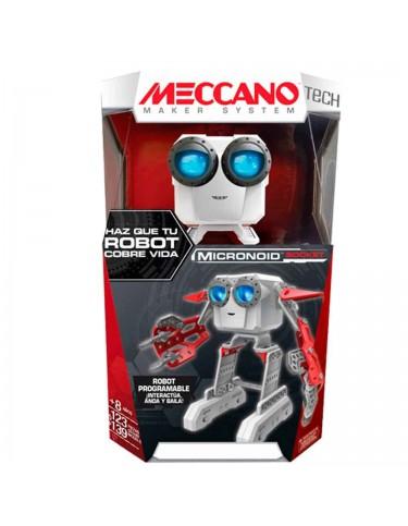 Meccano Micronoid