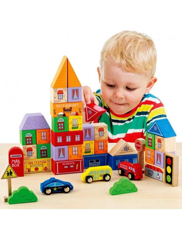 Construcción Ciudad Madera 834162006965