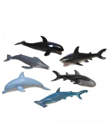 Animales Marinos de 25cm 6925654025046
