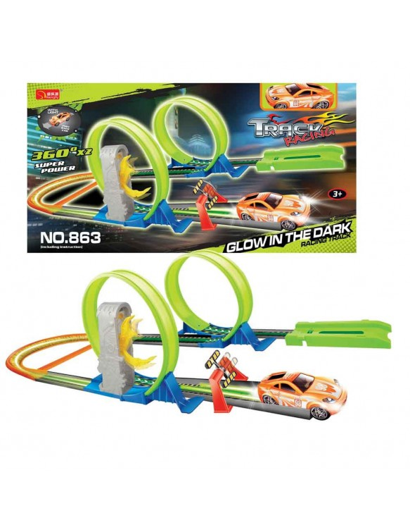 Pista Looping Fluorescente 6931000008632