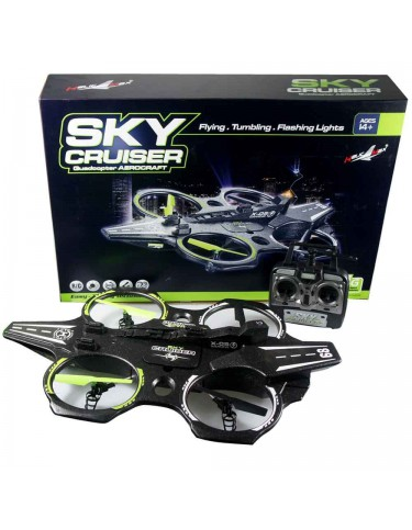 Dron Quadcopter Sky Cruiser