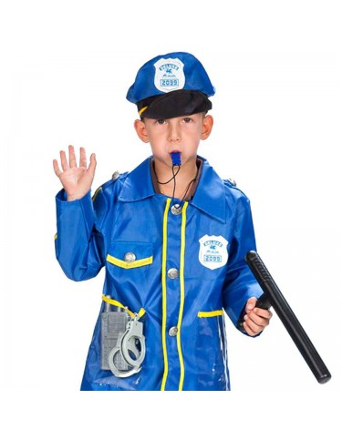 Disfraz de Policía (4-7) 6931456983934