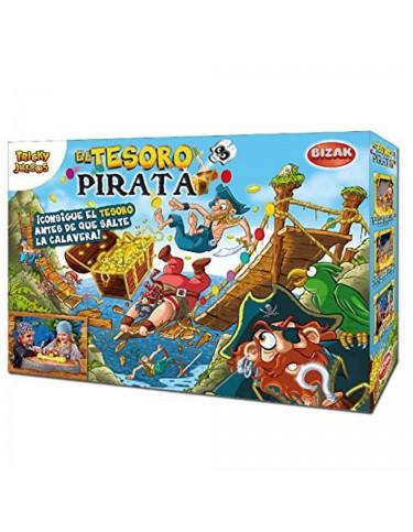 Juego Tesoro Pirata Bizak
