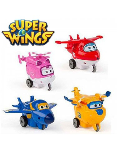 SuperWings Vroom n Zoom