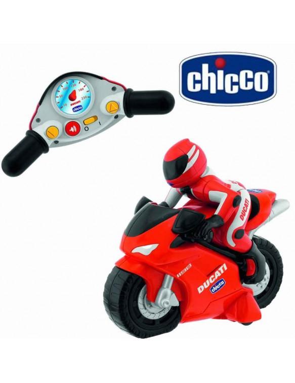 Moto Ducati 1198 R/C Chicco 8003670768241