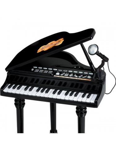 Piano de cola de 37 teclas con taburete. 4895038520455
