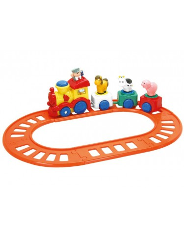 Conjunto Tren musical 4891622680017