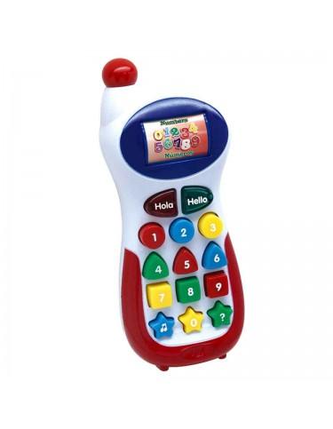 Teléfono móvil Bilingüe 4891622680161