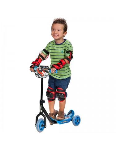 Patinete Azul 3 ruedas 2000001243510