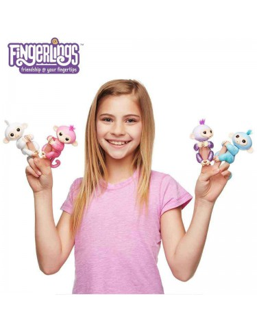 Fingerlings Mono Purpurina