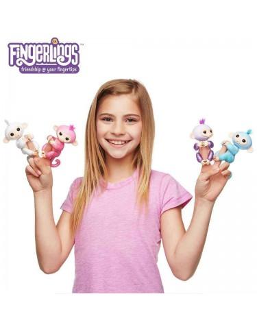 Fingerlings Mono Purpurina