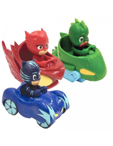 Pj Masks Mini Vehiculos 886144246302