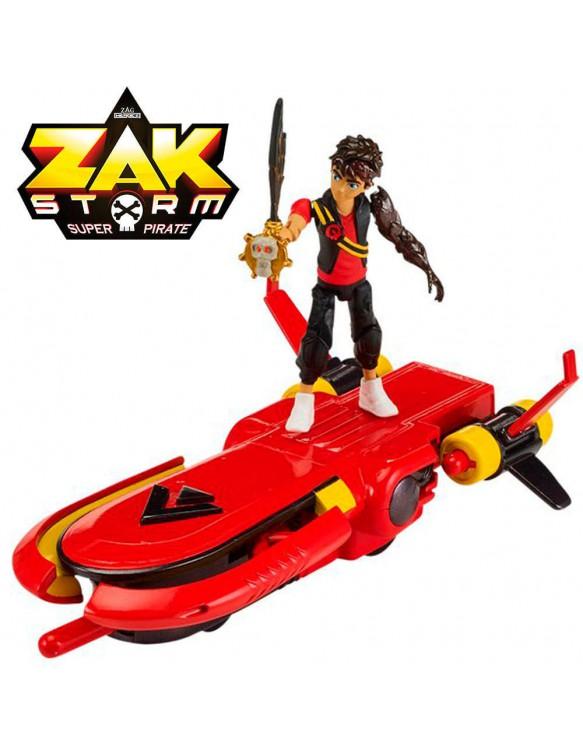 Zak Storm Vehículo 3296580415854