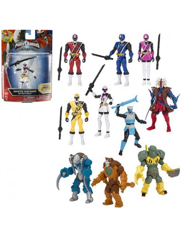 Ninja Steel Figuras De Accion 3296580437009