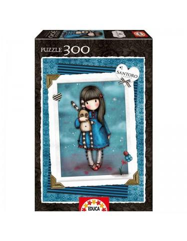 Hush little Bunny Puzzle 300pz