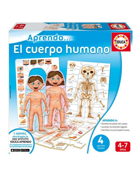 Aprendo…El Cuerpo Humano 8412668164727