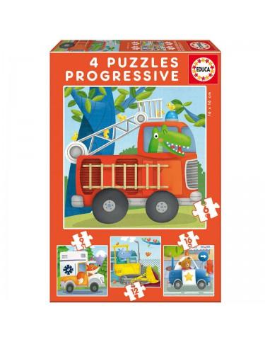 Patrulla de Rescate Puzzle 6/9/12/16