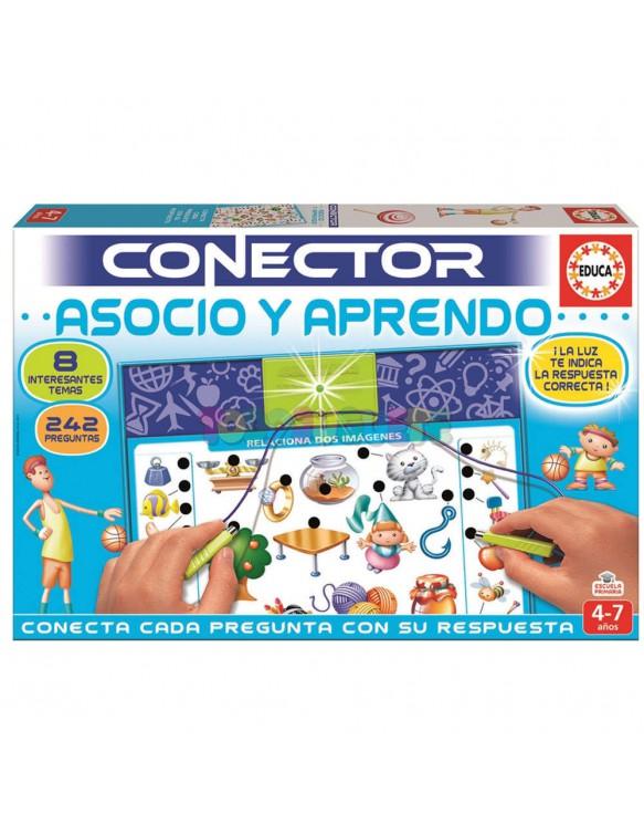 Conector Asocio Y Aprendo 8412668172029