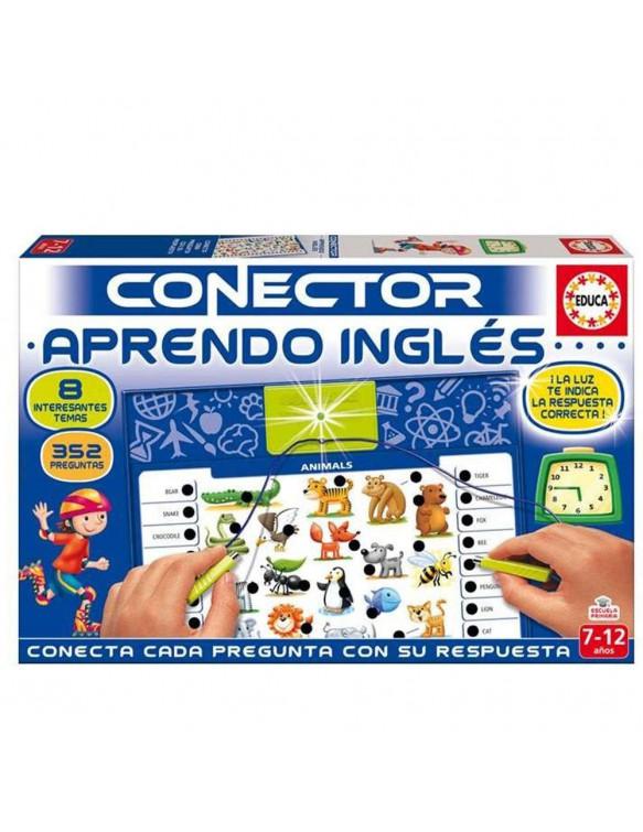 Conector Aprendo Inglés 8412668172067