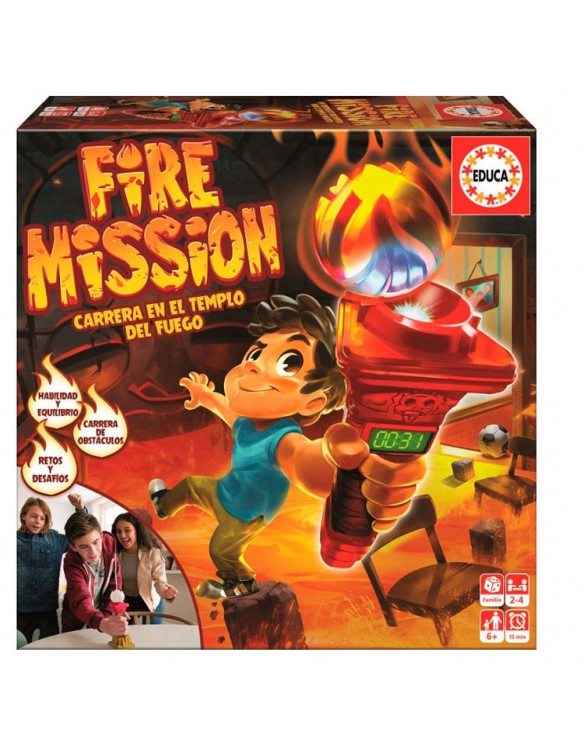 Fire Mission 8412668174412