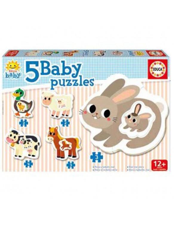 Puzzle La Granja 8412668175747