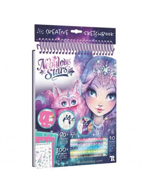 Nebulus Stars Cuaderno Creativo 8412668177437