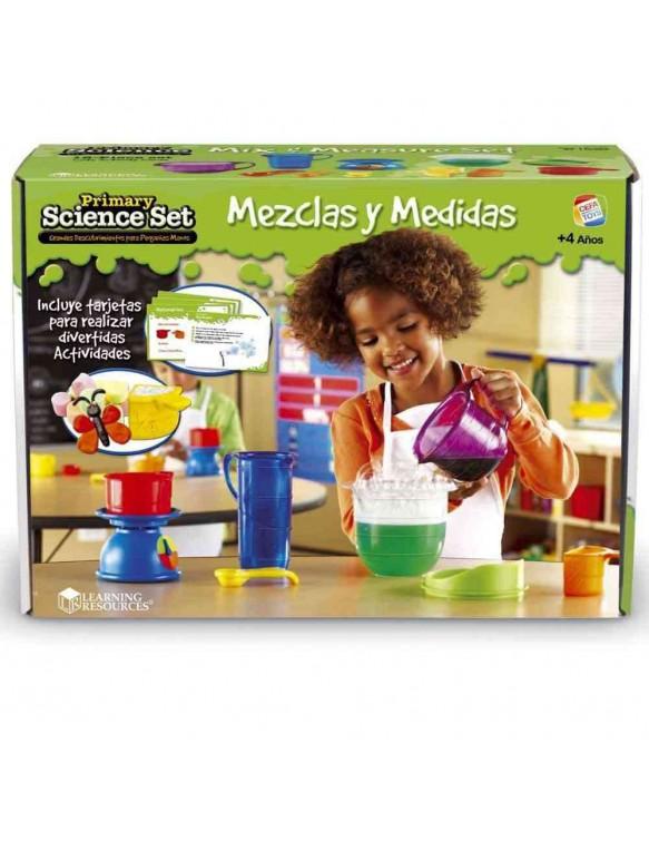 Mezclas y Medidas Cefa 8412562217314