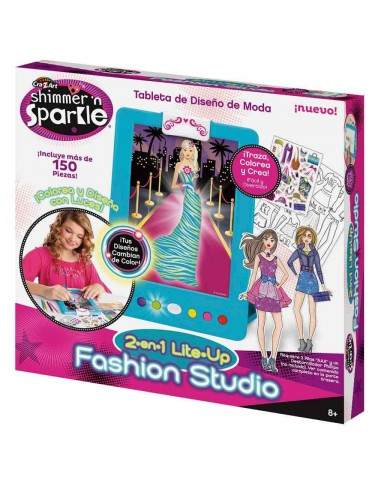 Shimmer N Sparkle Tablet Diseño De Moda