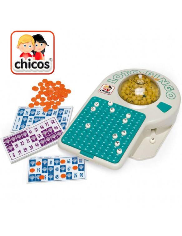 Bingo Eléctrico 8410788223027