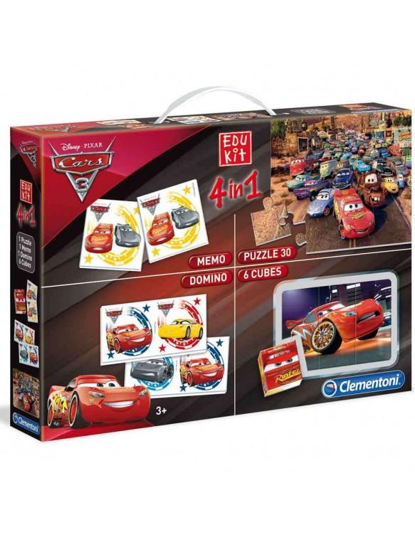 Cars 3 Edukit 8005125137107