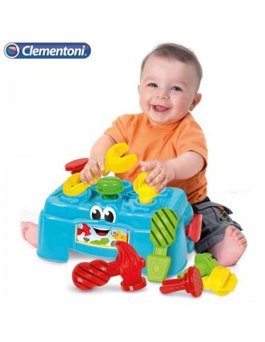 Banco de Trabajo Clementoni 8005125170425
