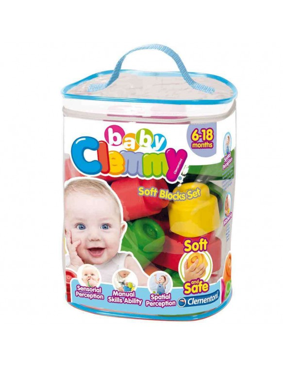 Clemmy Baby Bolsa 48 bloques 8005125171347