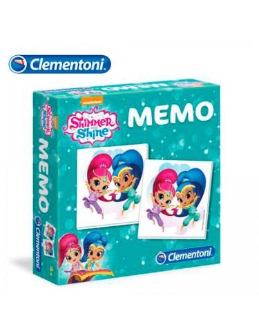 Shimmer y Shine Memo
