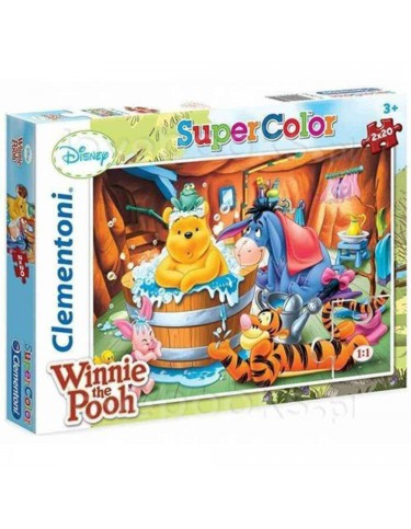 Winnie The Pooh Puzzle 2x20pz