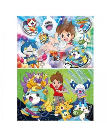 Yo-Kai Puzzle 2x20pz