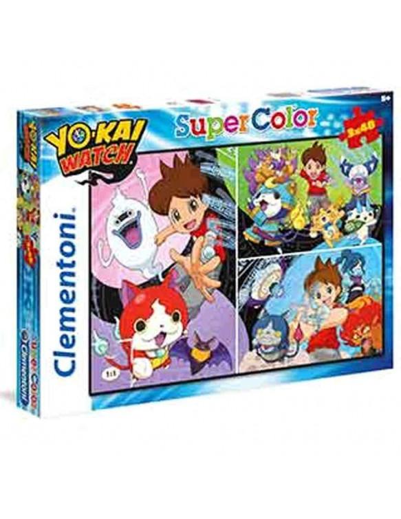 Yo-kai Puzzle 3x48 8005125252190