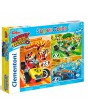 Mickey And The Roadster Racers Puzzle 3x48 Pz 8005125252275