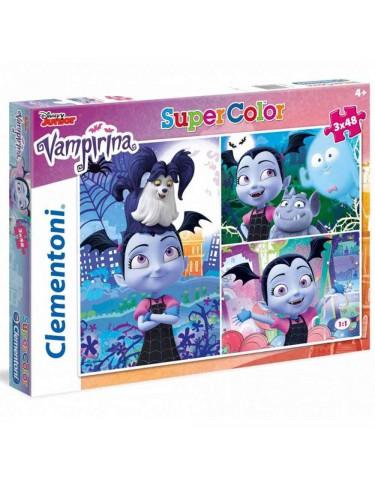 Vampirina Puzzle 3X48 Pz 8005125252299