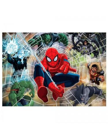 Spiderman Fluorescente Puzzle 104pz 8005125279920